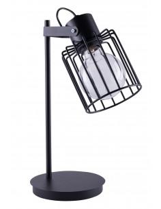 Lampka Luto kwadrat czarna...
