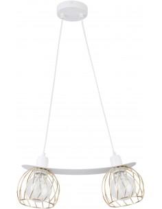 Lampa wisząca REGGE 2 biały...