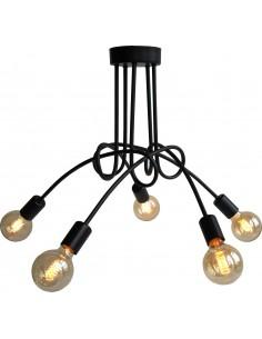Lampa sufitowa Spin 5...