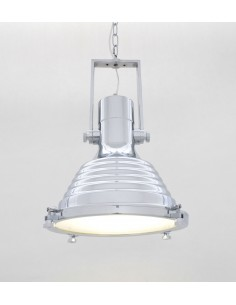 Lampa wisząca Botti 1 Chrom LDP 708 CHR - Lumina Deco