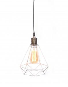 Lampa wisząca Cobi 1 Biały...