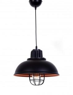 Lampa wisząca Fuko 1 Czarny...