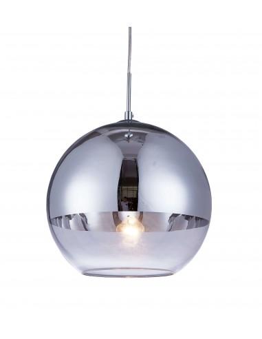 Lampa wisząca Veroni 1 Chrom LDP 1029-300 CHR - Lumina Deco