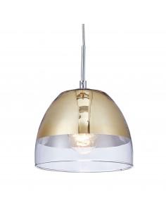 Lampa wisząca Arteni 1 Przezroczysty LDP 1214 GD - Lumina Deco