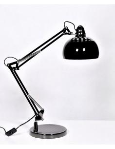 Lampa stołowa Rigorria 1 Czarny LDT 8815-3 BL - Lumina Deco