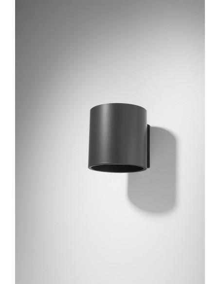 Kinkiet ORBIS 1 antracyt SL.0566 - Sollux