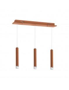 Lampa wisząca Copper 1 Miedziany ML985 - Milagro
