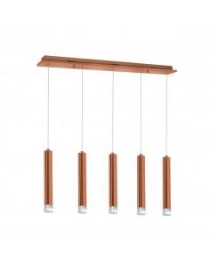 Lampa wisząca Copper 1 Miedziany ML986 - Milagro