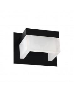 Kinkiet Nero 1 Czarny ML080 - Milagro