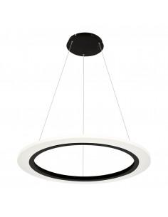 Lampa wisząca Cosmo 1 Czarny ML347 - Milagro