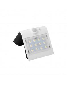 Lampka solarna 1,5W Butterfly biała z czujnikiem ruchu IP65 EKO8817 - Milagro