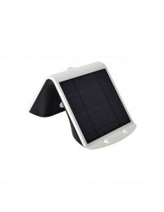 Lampka solarna LED z czujnikiem ruchu Butterfly IP65 biała 3,2W EKO8824 - Milagro