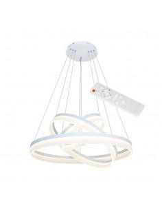 Lampa wisząca Ring 1 Biały ML4080 - Milagro