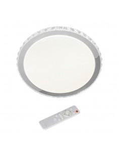 Lampa sufitowa Layla 1 Biały ML4222 - Milagro