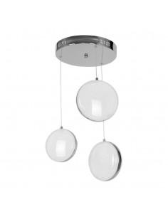 Lampa wisząca Lira 1 Biały ML5496 - Milagro