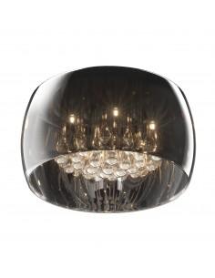 Lampa sufitowa chrom Crystal 5 punktowa C0076-05L-F4FZ - Zuma Line