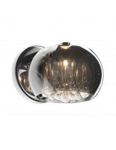 Kinkiet Crystal 1 transparentny W0076-01D-F4FZ - Zuma Line