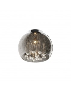 Lampa sufitowa Rain 1 punktowa chrom C0076-01D-F4K9 - Zuma Line