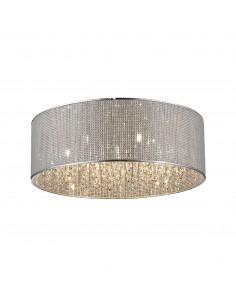 Lampa sufitowa Blink 7 punktowa srebrna C0173-07W-B5B3 - Zuma Line