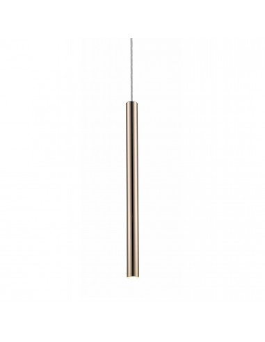 Lampa wisząca LED Loya złota P0461-01A-F7F7 - Zuma Line