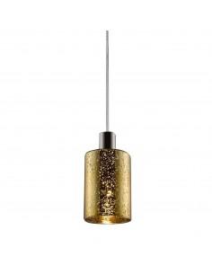 Lampa wisząca Pioli złota P0369-01A-F4GQ - Zuma Line