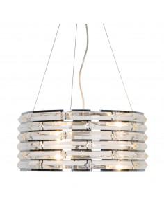 Lampa wisząca Coro 3 punktowa chrom P18334-D40 - Zuma Line