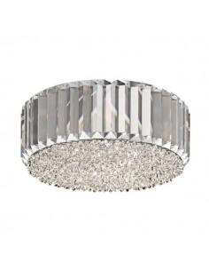 Lampa sufitowa srebrna Prince 5 punktowa C0360-05B-F4AC - Zuma Line