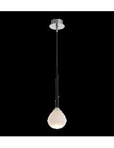 Lampa wisząca Libra biała MD2128-1W - Zuma Line