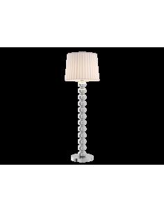Lampa podłogowa Deco biała...