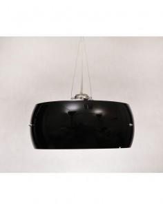 Lampa wisząca Stilio 3 Czarny LDP 6018-400 BK - Lumina Deco