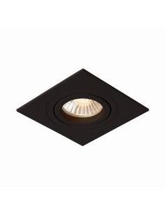 Oprawa podtynkowa czarna Metis 1 LP-2780/1RS BK - Light Prestige