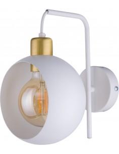 Kinkiet Cyklop White biały 1 punktowy 2740 - TK Lighting