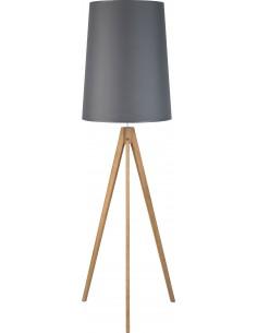 Lampa podłogowa Walz Gray 1 punktowa szara 5046 - TK Lighting