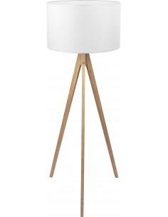 Lampa podłogowa Treviso 1 punktowa biała 5038 - TK Lighting
