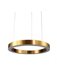 Lampa wisząca LED Circle 40 mosiądz ST 8848-40 ring - Step into design