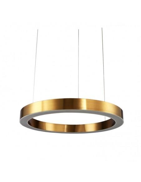 Lampa wisząca LED Circle 40 mosiądz ST 8848-40 - Step into design