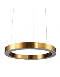 Lampa wisząca Circle 60 LED mosiądz ST 8848-60 ring - Step into design