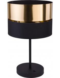 Lampka 1 punktowa Hilton czarno złota 5467 - TK Lighting