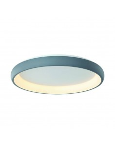 Plafon LED Rotto grey PL 4000K szary okrągły - Orlicki Design