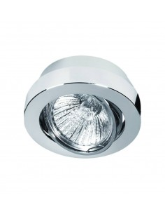 Oczko ruchome Acido mobile 1 punktowa chrom okrągłe podtynkowe - Orlicki Design