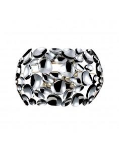 Kinkiet chrom Carera parete cromo designerski metalowy - Orlicki Design