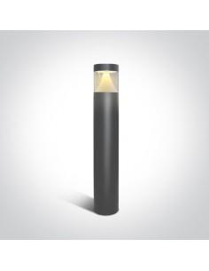 Lampa ogrodowa stojąca LED Altina 3000K antracyt 12W IP65 NL67410ANW - Zeni