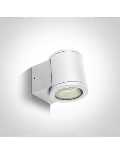 Kinkiet elewacyjny zewnętrzny Como 1 punktowy IP54 biały 67400A/W - OneLight