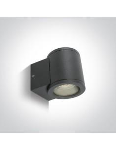 Kinkiet elewacyjny zewnętrzny Como IP54 antracytowy 1 punktowy 67400A/AN - OneLight
