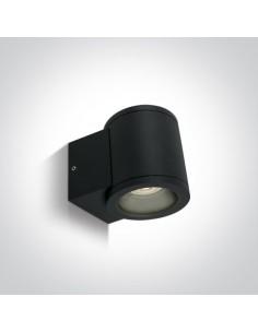 Kinkiet elewacyjny zewnętrzny Como czarny 1 punktowy IP54 67400A/B - OneLight