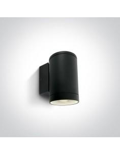 Kinkiet elewacyjny zewnętrzny Collio czarny IP65 1 punktowy  NL67400DB - Zeni