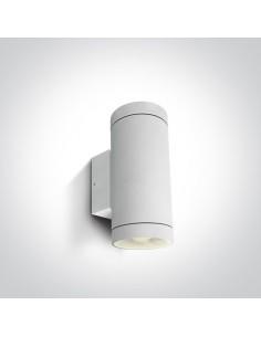 Kinkiet elewacyjny zewnętrzny Collio II 2 punktowy IP65 biały NL67400EW - Zeni