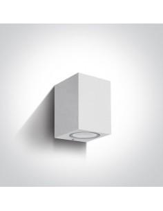 Kinkiet elewacyjny zewnętrzny Arco 1 punktowy IP65 biały NL67426W - Zeni