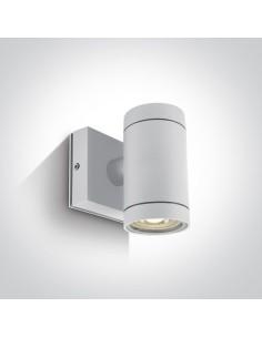 Kinkiet elewacyjny Lido 1 punktowy IP54 biały NL67130EW - Zeni