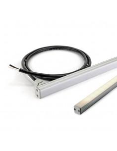 Oświetlenie liniowe 1m dogruntowe 6500K LED Line IP68 14W - LedBruk